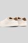 Skórzane buty męskie białe