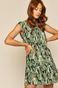 Sukienka damska by Joanna Wójtowicz zielona
