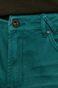 Szorty jeansowe męskie zielone