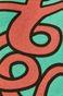 T-shirt damski by Keith Haring szary