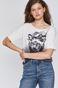 T-shirt damski by Typek, Tattoo Konwent multicolor