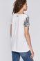 T-shirt damski by Agata Wiwczarek, Tattoo Konwent biały