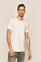 T-shirt męski biały