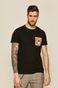 T-shirt męski by Damian Dideńko czarny
