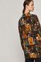 Koszula damska oversize z kolekcji EVIVA L'ARTE