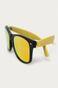Okulary przeciwsłoneczne męskie w prostokątnej oprawie