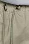 Spodnie damskie z bawełny organicznej turkusowe