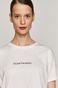 T-shirt damski z kolekcji EVIVA L'ARTE biały