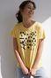 T-shirt damski z bawełny organicznej by Bartek Bojarczuk zielony