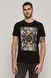 T-shirt męski z kolekcji EVIVA L'ARTE czarny