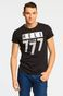 T-shirt Athletique czarny