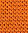 Szalik Bohemian pomarańczowy