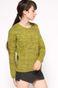 Sweter Heritage zielony