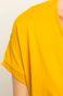 Top Boho żółty