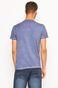 T-shirt Boho niebieski