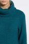 Sweter Inverness turkusowy