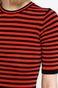Sweter Belleville czerwony