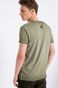 T-shirt Inverness zielony