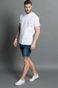 T-shirt by Piotr Szencel, Tattoo Konwent biały