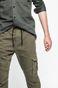 Spodnie Academic Scout zielone