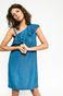 Sukienka Nocturne niebieska