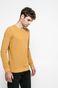 Sweter 8_Graphic Monochrome żółty