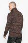 Sweter męski Human Nature brązowy