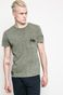 T-shirt Air Force zielony