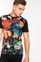 T-shirt by Karol Banach czarny