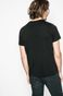 T-shirt męski Nocturnal czarny