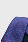 Krawat męski niebieski