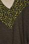 Bluza damska z kapturem szara
