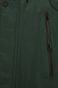 Kurtka męska ocieplana zielona