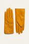 Rękawiczki damskie żółte