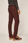 Spodnie męskie bordowe