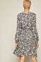 Sukienka damska w kwiaty by Joanna Krótka