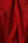 Kardigan damski czerwony