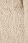 Kardigan damski z obniżoną linią ramion szary