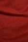 Sweter męski z dekoltem w serek czerwony