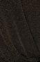 Bluzka damska z metaliczną nitką czarna