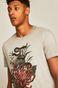 T-shirt męski by Agata Morzyk, Tattoo Konwent szary