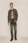 T-shirt męski by Wassily Kandinsky z nadrukiem szary