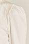 Longsleeve damski z bufiastymi rękawami biały