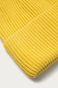 Czapka damska Basic żółta