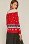 Sweter damski z kolekcji X-mass by Patryk Mogilnicki