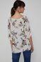 Koszula damska z wiskozy kremowa