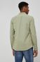 Koszula jeansowa męska zielona