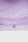 Bawełniana torba z nadrukiem fioletowa